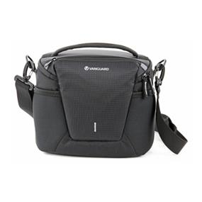 "Vanguard VEO DISCOVER 25 Shoulder Bag - Fits DSLR with Lens Attached, 3-4 Lenses, Flash, Essential Accesories & 9"" Tablet"