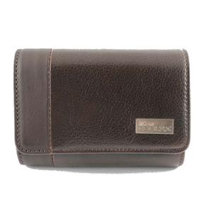 Nikon COOLPIX Slim Black Leather Case