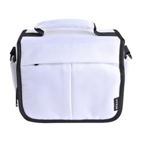 Nikon 1 Messenger Bag (White) - For Nikon 1 Series Cameras