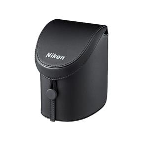 Nikon CF-N5000 Semi-soft Case (Black) - For Nikon 1 J3, Nikon 1 S1