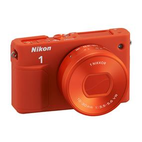 Nikon CF-N8000 Silicone Jacket (Orange) - For Nikon 1 J4