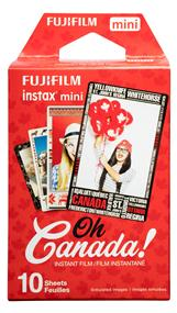 FUJIFILM Instax® Mini Oh Canada! Instant Film (10 Shots)