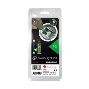 VisibleDust EZ Swablight 1.0 Sensor Cleaner with 1.6x Green Vswabs