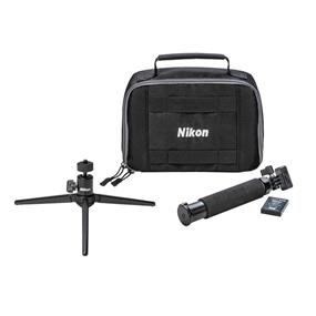 Nikon KeyMission Accessory Kit (Soft Case, Mini-Tripod, EN-EL12 Battery) - For KeyMission 360 & 170