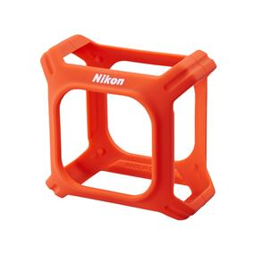 Nikon KeyMission CF-AA1 Silicone Jacket (Orange) - For KeyMission 360
