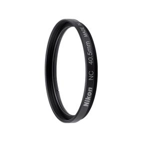 Nikon NC 40.5 Neutral Colour 40.5mm Filter - For 1 NIKKOR 10mm, 10-30mm and 30-110mm Lenses