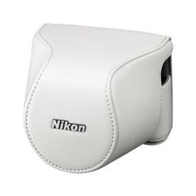 Nikon CB-N2200S Body Case Set (White) - For Nikon 1 J3, Nikon 1 S1
