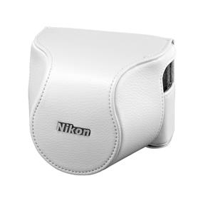 Nikon CB-N2210SA Body Case Set (White) - For Nikon 1 J4, S2