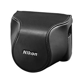 Nikon CB-N2210SA Body Case Set (Black) - For Nikon 1 J4, S2