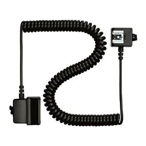 Nikon SC-29 TTL Coiled Remote Cord w/ AF Assist - For SB-5000, SB-500, SB-R200, SU-800
