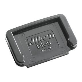 Nikon DK-5 Eyepiece Shield (Replacement) - For D750, D610, D7200, D7100, D5500, D5300, D3300, D5200