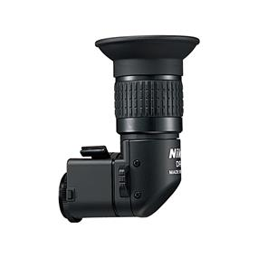Nikon DR-5 Screw-in Right Angle Viewfinder - For D5, D4S, D810A, D810, D500, Df