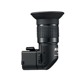 Nikon DR-6 Screw-in Right Angle Viewfinder - For D750, D610, D7200, D7100, D5500, D5300, D3300, D5200