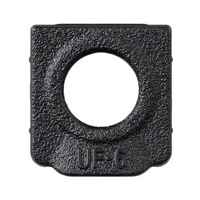 Nikon UF-6 Connector Cover for Stereo Mini-Plug Cables - For D5