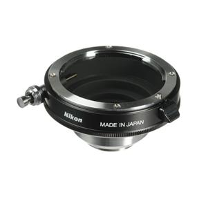 Nikon F to C Lens Mounting Adapter