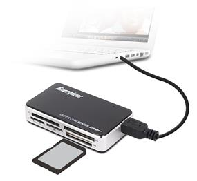 Energizer Multi-Fit 2.0 Digital Card Reader