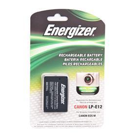 Energizer ENB-CE12 Digital Replacement Battery For Canon LP-E12