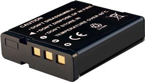 iCAN NB-9L Lithium-ion Battery for Canon - 3.7V - 700mAh