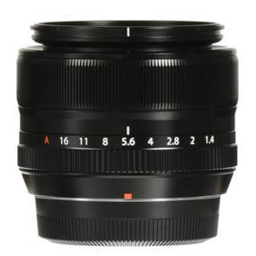 Fujifilm XF 35mm f/1.4 R Lens (Black)