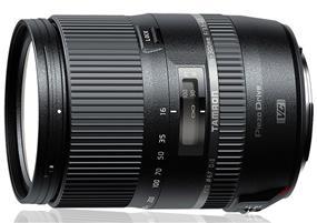 Tamron 16-300mm f/3.5-6.3 Di II VC PZD Lens for Canon (Open Box/Demo)