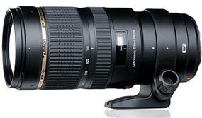 Tamron 70-200mm f/2.8 Di VC USD SP Zoom Lens for Canon (Open Box/Demo)