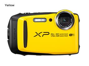 Fujifilm Finepix XP120 (Yellow)