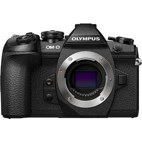 Olympus OM-D E-M1 Mark II Black (Body Only)
