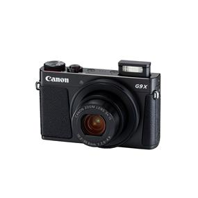Canon Powershot G9 X Mark II (Black) Digital Camera