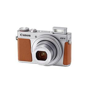 Canon Powershot G9 X Mark II (Silver) Digital Camera