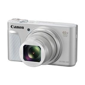 Canon PowerShot SX730 HS Wi-Fi 20.3 MP 40X Optical Zoom Digital Camera with Case (Silver)