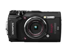 Olympus Tough TG-5 Waterproof Digital Camera with 3-Inch LCD - Black (TG5BK)