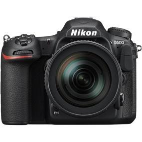 Nikon D500 DSLR Camera with 16-80mm f/2.8-4E ED VR Lens
