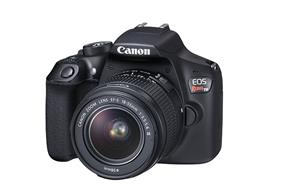 Canon EOS Rebel T6 DSLR Camera Kit with EF-S 18-55mm III DC Lens