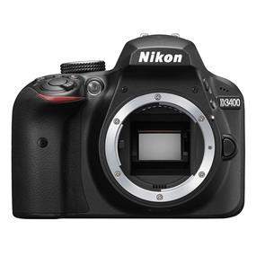 NIKON D3400 DX-Series Digital SLR (Body ONLY)