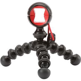 Joby MPod Mini Stand for Smartphones (Black/Red)