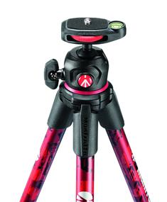 Manfrotto Offroad Tripod Kit Red