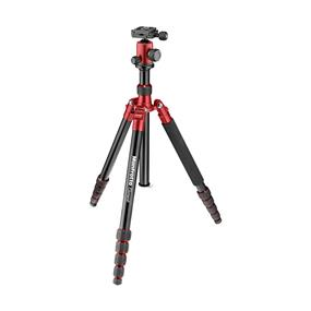 Manfrotto Element Tripods - Big (Red)
