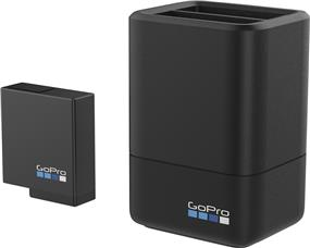 GoPro Dual Battery Charger + Battery (H5 Black)