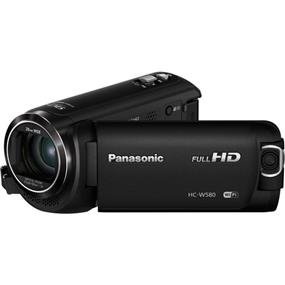 Panasonic  HC-W580K - Full HD Camcorder with Twin Camera