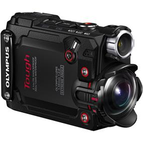 Olympus Stylus Tough TG-Tracker Action Camera (Black)