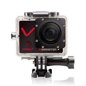 Monster Digital Vision HD Plus 1080p Action Sports Camera Set