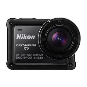 Nikon KeyMission 170 Waterproof 4K Action Camera