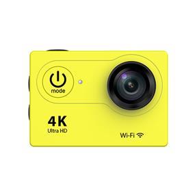 Eken H9S - Sports Cam (Yellow)