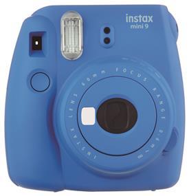 Fujifilm Instax Mini 9 - Instant Film Camera (Cobalt Blue) W/ Out film
