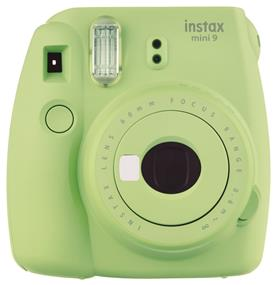 Fujifilm Instax Mini 9 - Instant Film Camera (Lime Green) W/ Out film