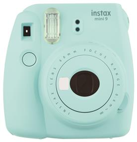 Fujifilm Instax Mini 9 - Instant Film Camera (Ice Blue) W/ Out film