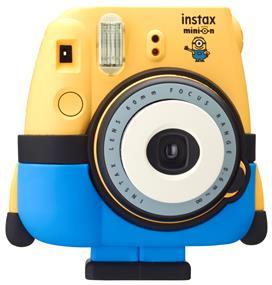 Fujifilm Instax® Mini 8 Minion Instant Camera (W/ out film)