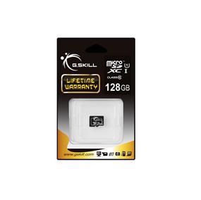 G.Skill 128GB Micro SDXC U1-Class10 (FF-TSDXC128GN-U1)