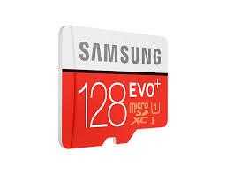 Samsung EVO  plus 128GB microSDHC Card (MB-MC128DA/CA)