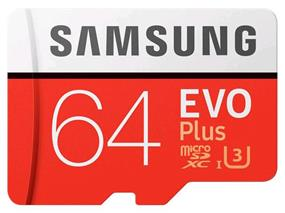 Samsung EVO plus 64GB microSDXC Card (MB-MC64GA/CA)